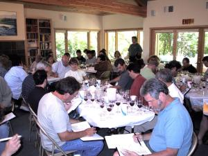 Steamboat Conference at work 2000 (Terry's photo)